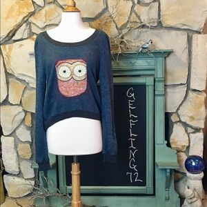 Miss Me Owl Sweatshirt